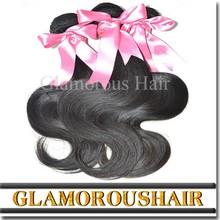 Top quality Natural Color body wave grade 7a virgin hair
