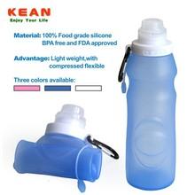 Exterior de la categoría alimenticia del silicón de Red Bull botella del deporte
