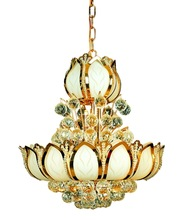 New promotion crystal design light fitting