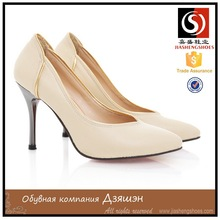 Cheap price! high heel steel toe shoes
