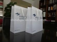 hair extensions packing bag wedding PP gift bag oem production paper shopping bag