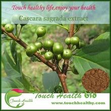 Touchhealthy supply Top quality Cascara Sagrada Extract / Buckthorn skin Extract