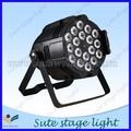 Sıcak! 18 adet 15w led par ışıkları 5 1 rgbaw 4 1 RGBW