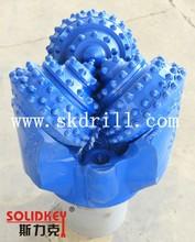 Api tricone bits/ deep rock drilling bits/water well drilling bits/ hot sale three cone bits