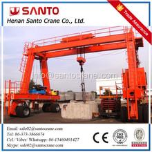 Lightweight Crane Boom Structure Gantry Crane 100ton