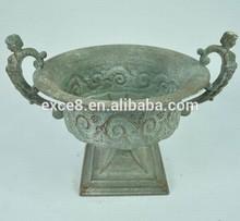 Antique french cast iron wholesale urns