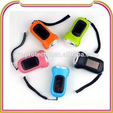 I122 Colorful rechargeable 15 watt led flashlight