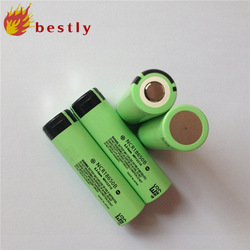 2015 new arriving NCR 18650B for Panasonic 18650 3400mAh NCR 18650B lithium-ion rechargeable battery