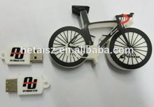 bulk 4gb custom pvc bike usb flash drive