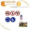 الألومنيوم إشارات المرور على الطرق