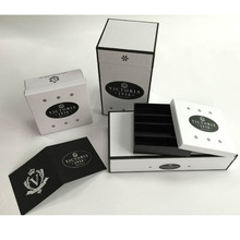 black and white classics color paper candy box