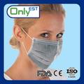 máscara de la cara para los hospitales