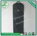 longo vestido vestuário saco de vestuário saco de empacotamento do saco vestido com seu logotipo