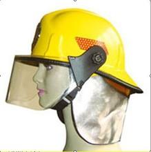 American style fire helmet
