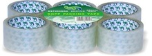 Carton Sealing Low Noise Super Clear Tape