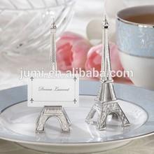 eiffel tower place card holder cheap wedding gift