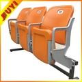 Blm-4652 proceso de fabricación sillasdeplástico para eventos baratos asientos deportivos de la fábrica de pvc blanco de la piscina pública silla