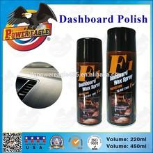 F1 Dashboard Wax Spray Polish 450ml