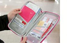 Wholesale Fashion travel wallet passport bag travel wallet passport bag