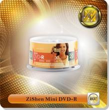 Mini Dvd-R 4X 8Cm Free Sample Worldwide 8Cm Blank Dvd+R Mini Best Price Dvdr 1.4Gb