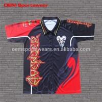 Racing wear pit crew custom team racing uniform