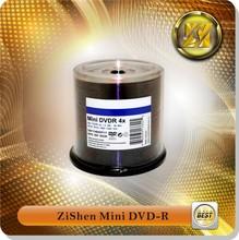 80Mm Mini Dvd Printing High Quality Mini Dvd R 8Cm Dvd-R Free Sample Worldwide