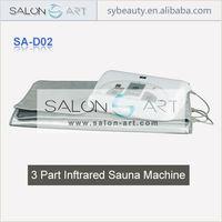Desktop salon use far infrared instrument hot sauna blanket