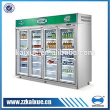 plug in ice cream vertical display freezer