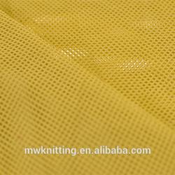 basketball lining 100%polyester Mesh Fabric