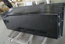 Chinese Black Galaxy Granite Countertops,kitchen countetops,Table tops