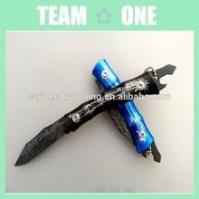 Stainless Steel Mini Folder Knife Case knife