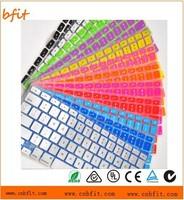 COLORFUL Utra Thin Clear TPU Keyboard Cover Skin for Macbook mac