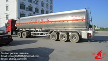 aluminum tank of any capacity for sale with aluminum chassis, BPW axle