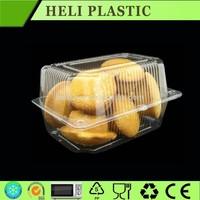 2015 Disposable plastic bread/cake/dessert tray