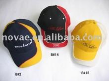 Fashion sport caps headwear summer men's sport cap