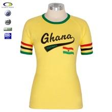 Custom seamless t shirt for sublimation printing