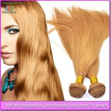 2015 Hot sale Superior elegant brown hair ,top grade quality human straight virgin hair