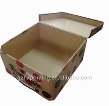 DIY stamping paper suitcase box wholesale