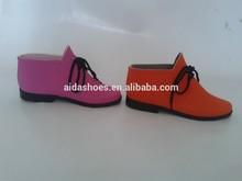 Achilles Dark Green rubber boots Neoprene wellington boots