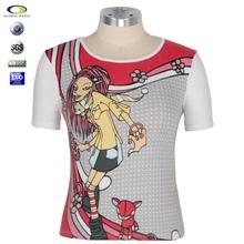 Summer cheap custom 100% cotton xxxl sex women t shirt
