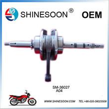 factory OEM A04 crankshaft for motorcycle, crankshaft wholesaler
