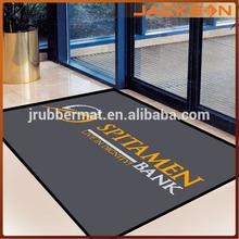 high quality rubber back footcloth carpet