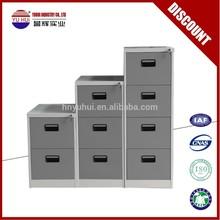 modern office furniture 4 drawer vertical filing cabinet / steel cupboard