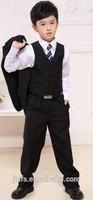 OEM children's black business suit