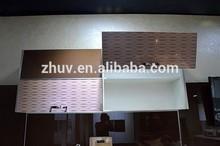 2015 new design modular kitchen cabinet color combinations