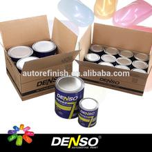 Various modern spray paint 2k Hardener, 2k Thinner round, car paint