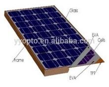 YYOPTO 156*156 mono soalr panel 3v solar cell