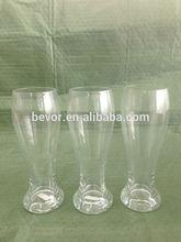 CLEAR BEER GLASS MUG