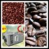 Belt Type Roasted Peanuts,coffee bean Microwave Food Drying and roaster Machine