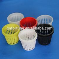 Plant Pots Plastic For Hydroponic Vegetables